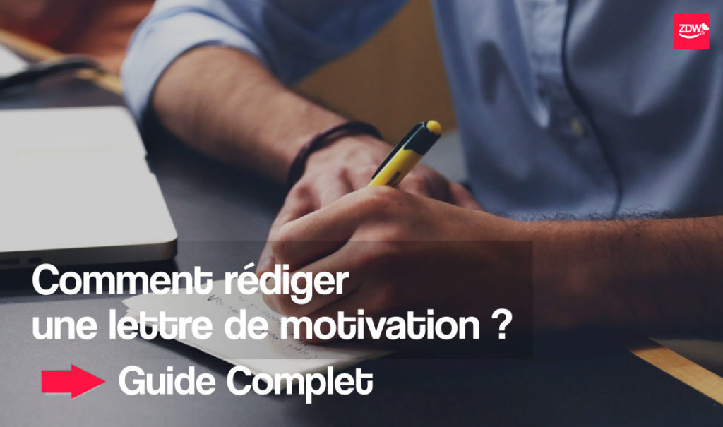 comment r u00e9diger une lettre de motivation